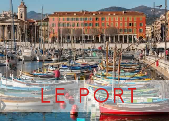 immobilier nice Port