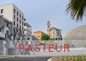 Immobilier nice pasteur