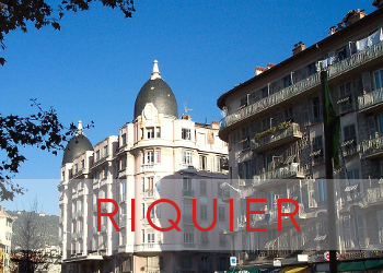 Immobilier nice riquier